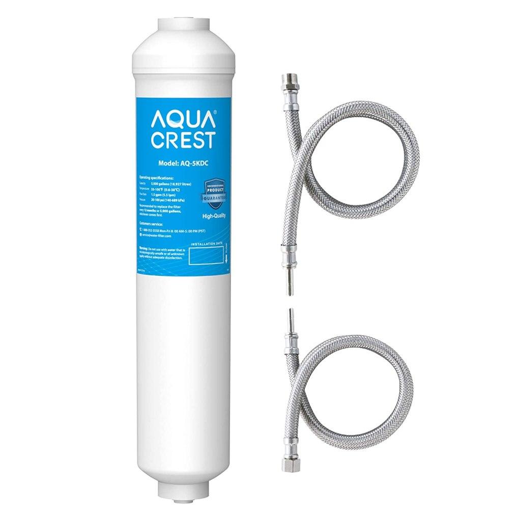 filtro de aqua crest