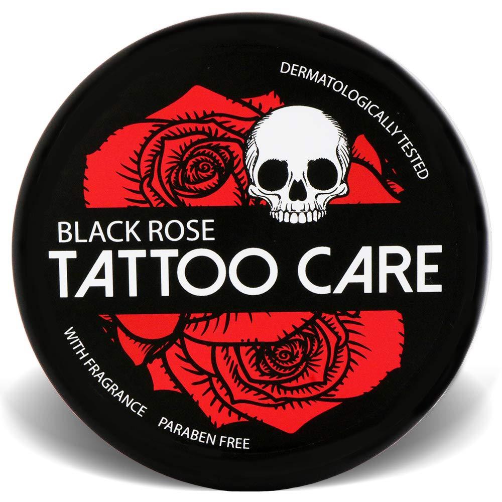 Pomada para el cuidado de los tatuajes