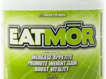 Suplementos para subir de peso de forma saludable. Foto de Amazon
