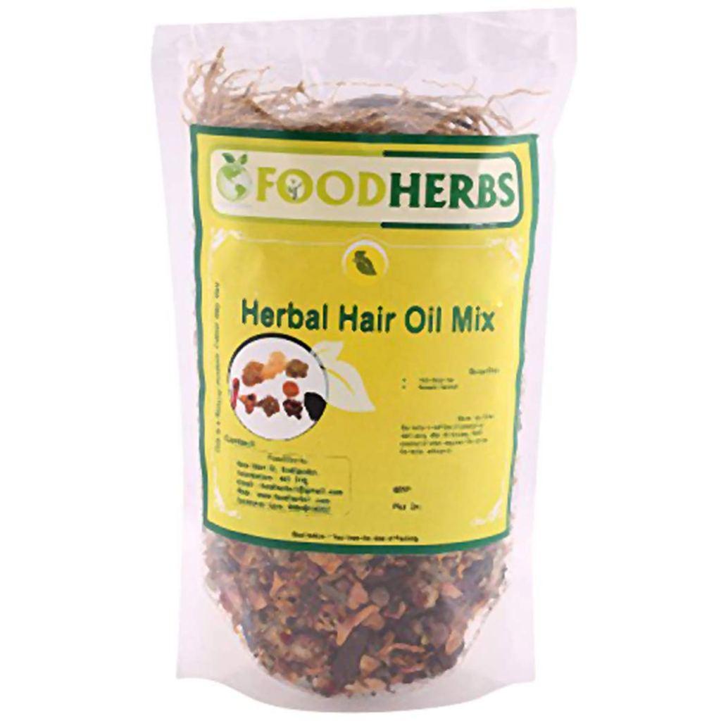 hierbas para el cabello