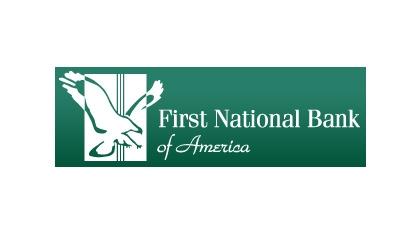 logo del banco First National Bank