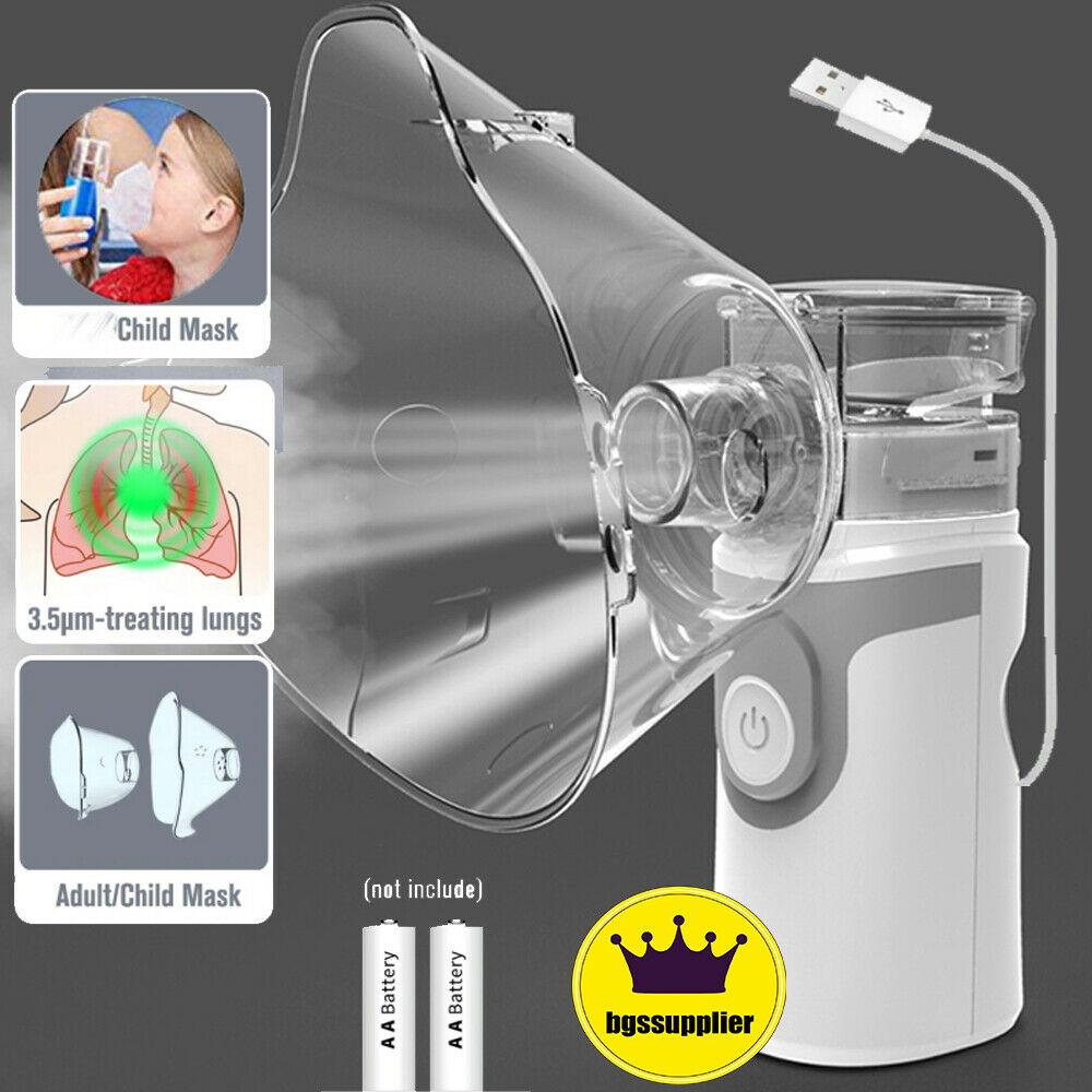 nebulizador portátil infantil