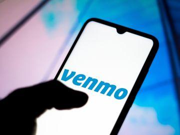 Vista de la aplicación móvil Venmo. Foto: Rafael Henrique/SOPA Images/LightRocket/Getty Images