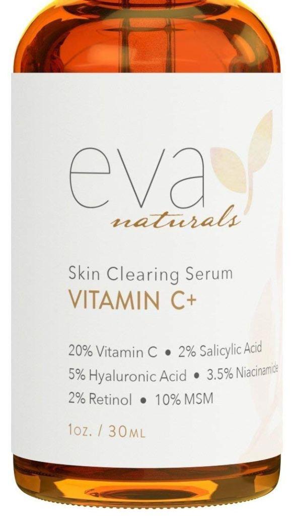 suero para aclarar la piel con vitamina c