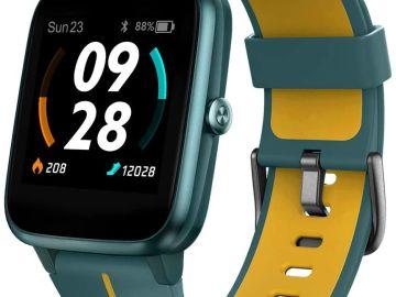 El reloj UMIDIGI puede conseguirse por menos de $50. / Foto: Amazon.