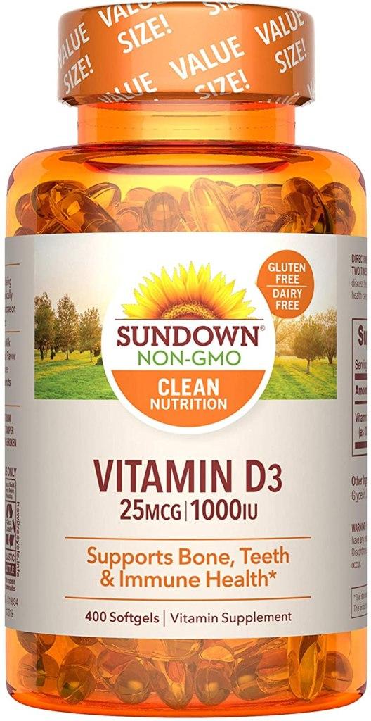 vitamina D Sundown
