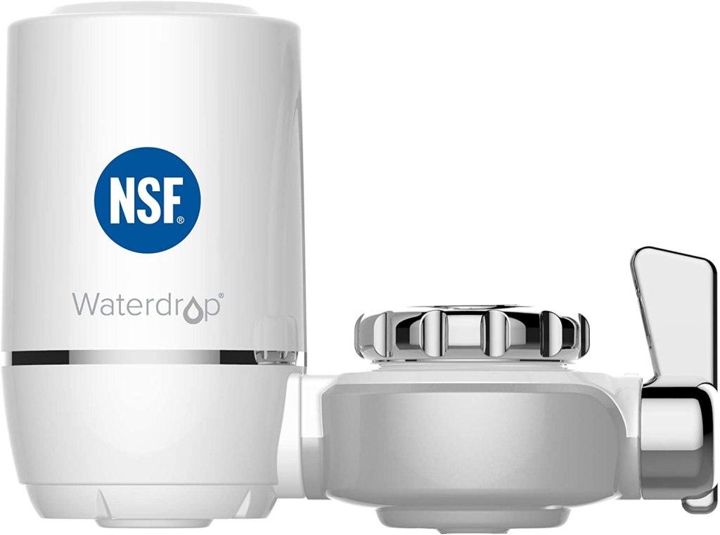 sistema de filtrado para grifería