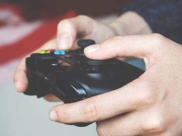 Control de consola de Xbox