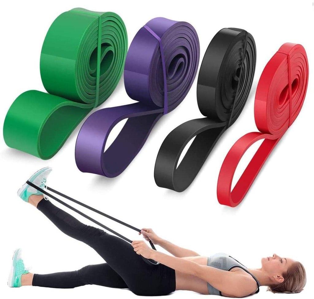 bandas de resistencia para ejercicio