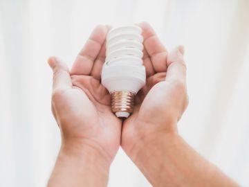 lámparas ahorradoras de luz