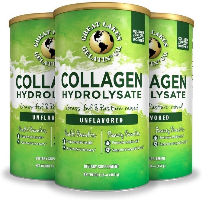 colágeno hidrolizado sin sabor