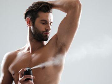 desodorante masculino en spray