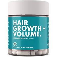 suplemento para el cabello