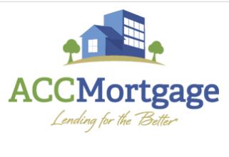 logotipo de ACC Mortgage