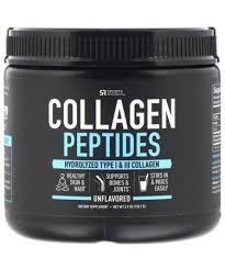 péptidos de colágeno de sports research