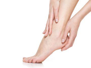 manos y pies de mujer