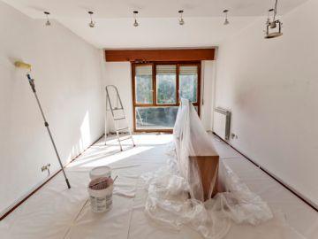 casa en remodelación