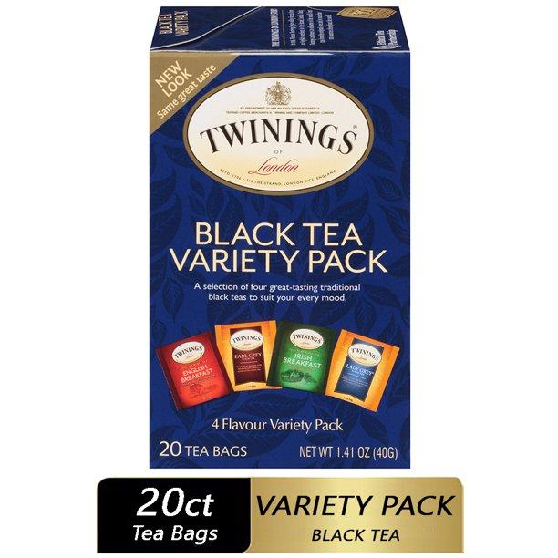 mix de té negro