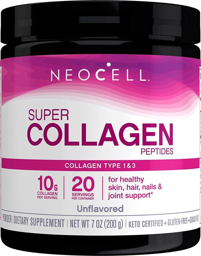 péptidos de colágeno bovino