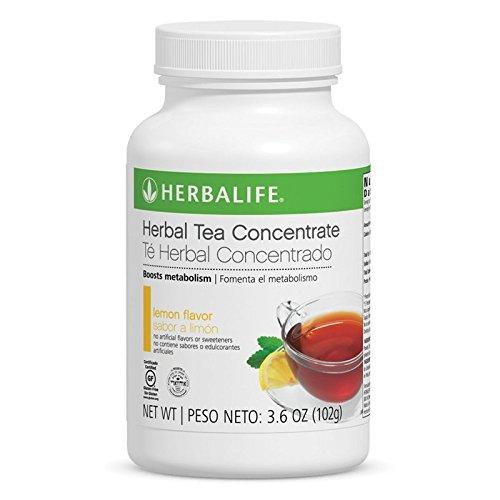 Concentrado de té de hierbas de Herbalife