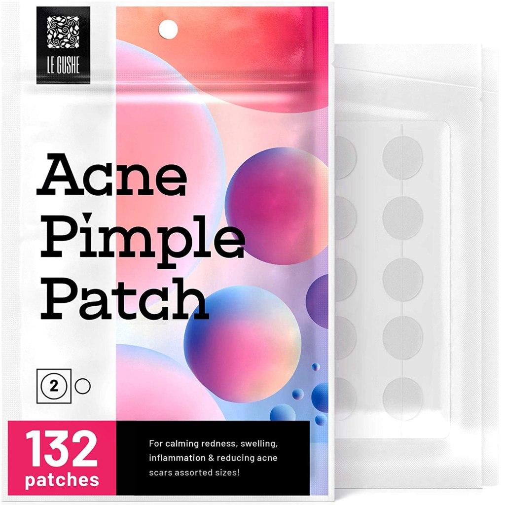 parches para tratar el acné