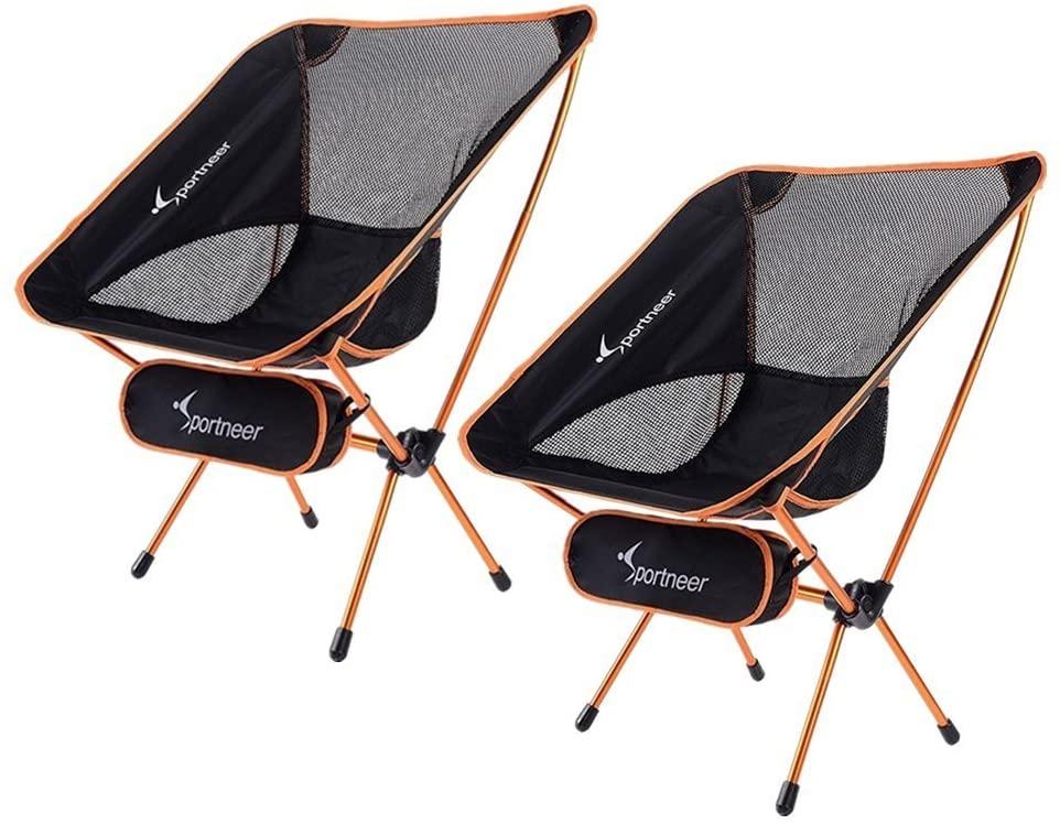 sillas para camping