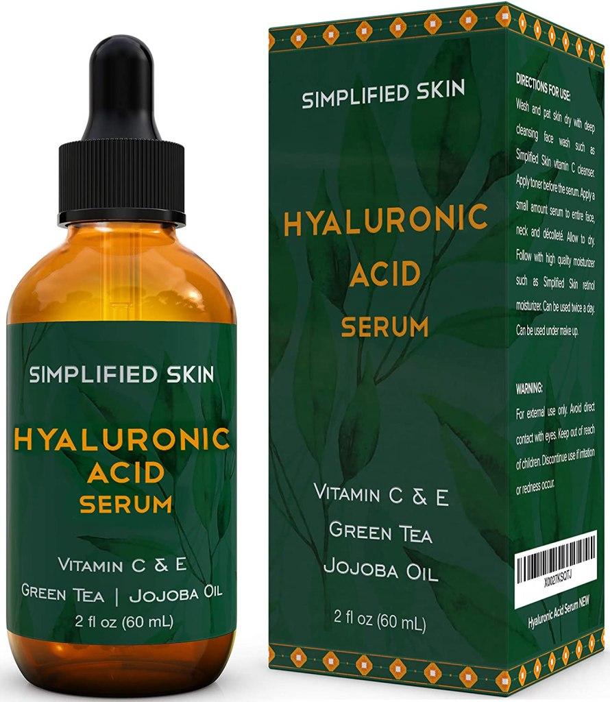 producto con ácido hialurónico