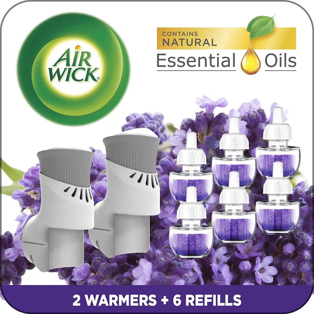 Difusor de aceites esenciales de Air Wick