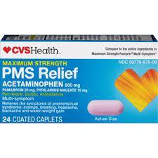 Pastilla premenstrual CVS