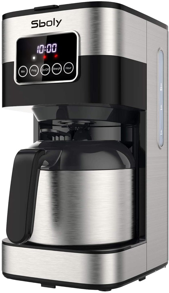 Cafetera Programable Sboly