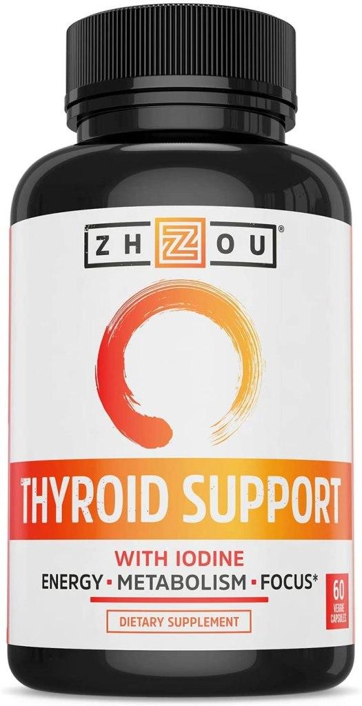 suplemento para tiroides