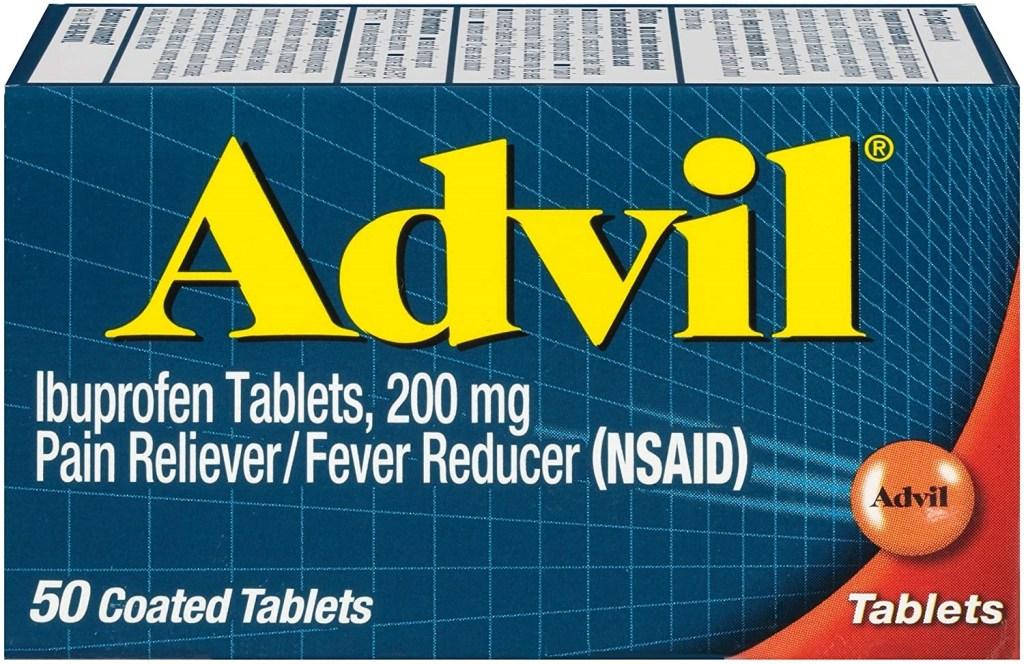 advil en tabletas