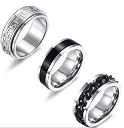 anillos desestresantes