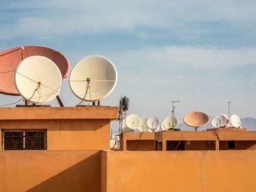antenas digitales para televisión
