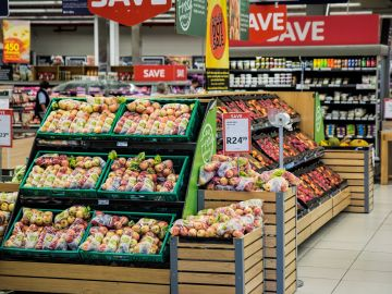 Consigue alimentos para tu despensa a los mejores precios en estos sitios online. Crédito: Pexels