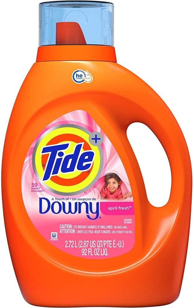 detergente líquido para la ropa