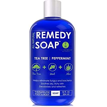 Jabón para pieles sensibles Truremedy Naturals