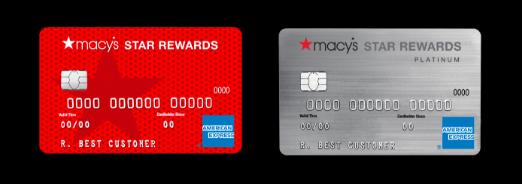 tarjeta de macys star rewards