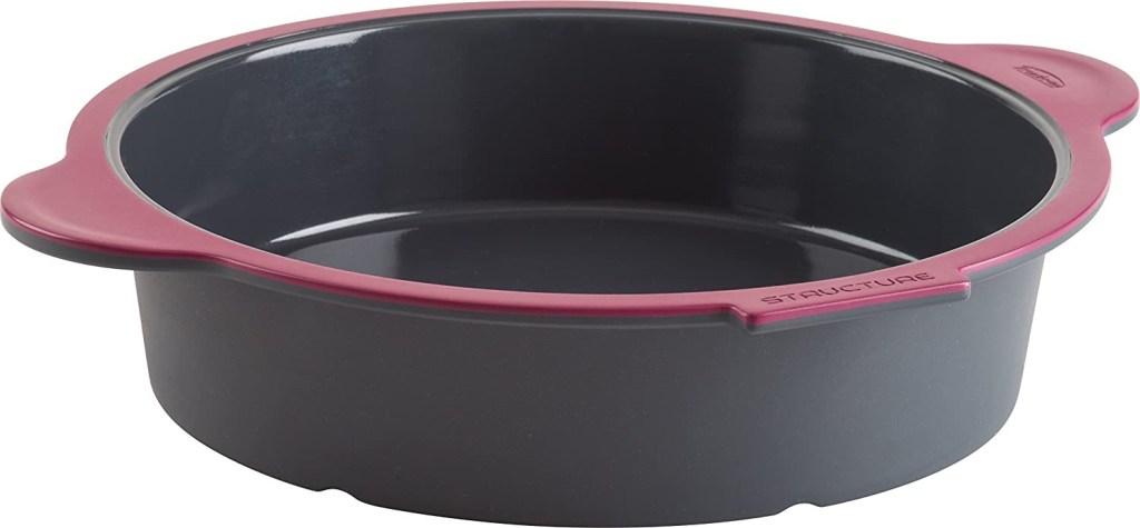 molde firme de silicón para hornear