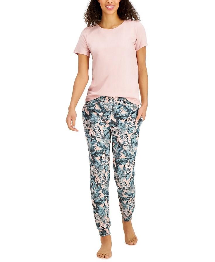 pijama estampada
