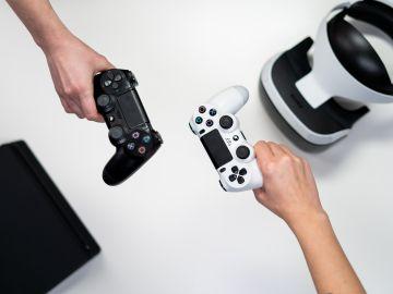 controles de PS5
