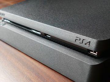 consola de videojuegos ps4