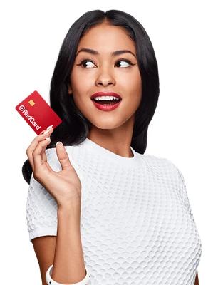 tarjeta roja de target