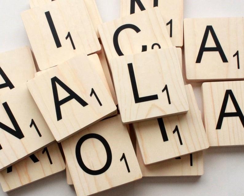 letras para decoración