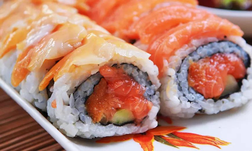 descuento en sushi en groupon