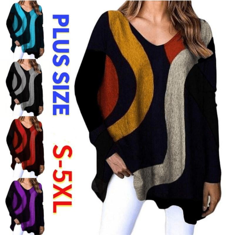 suéteres plus size