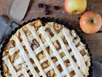 tarteras con pie de manzana para hornear