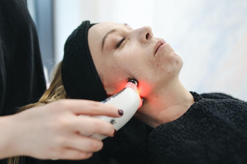 tratamiento para el rostro con láser