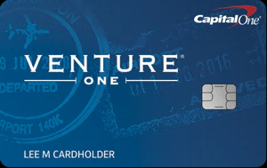 tarjeta venture one