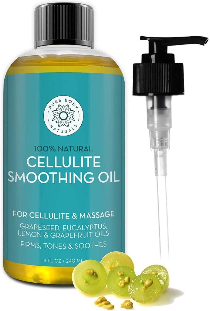 aceite masajeador para celulitis